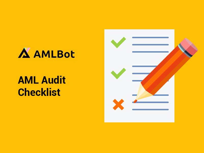 AML audit checklist